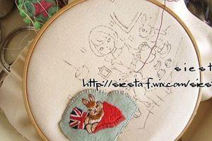 お客様からの質問「刺繍をはじめたきっかけは?」その3