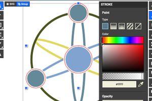 完全無料のベクターグラフィックエディタ『Boxy SVG』