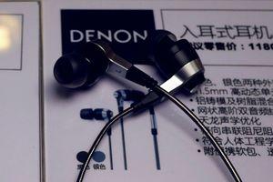 【イヤホン】DENON 『AH-C720』 レビューチェック