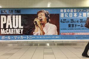 【緊急告知】 ポールと一緒に写真を撮ろう! 1月21日 13時 東急東横線 横浜駅 現地集合