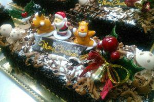 角屋もクリスマスケーキつくりはじめました。