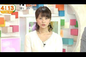 高見侑里 めざましテレビアクア めざましテレビ (2016年11月30日放送 33枚)