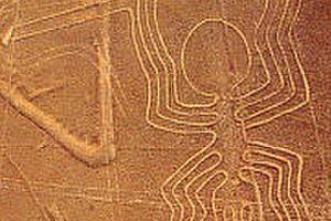古代のナスカの地上絵と、現代のミステリー・サークルは、つながりがあった。(大胆な仮説を展開する)