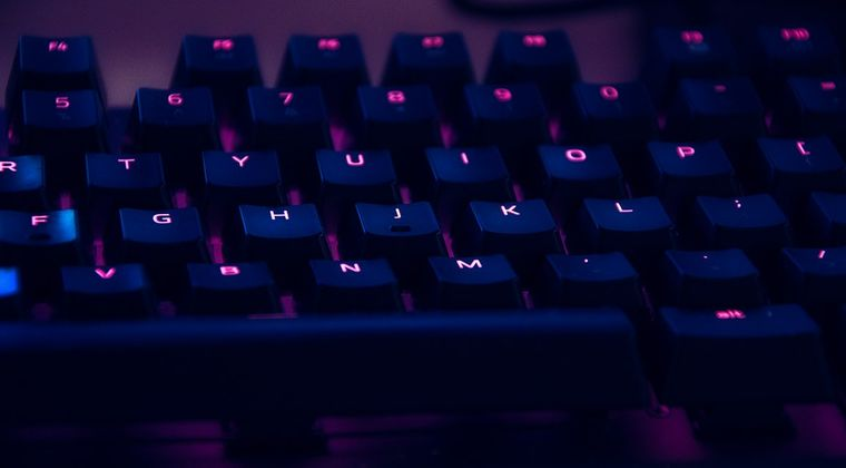 昔のパソコンのキーボードの音が好きだった