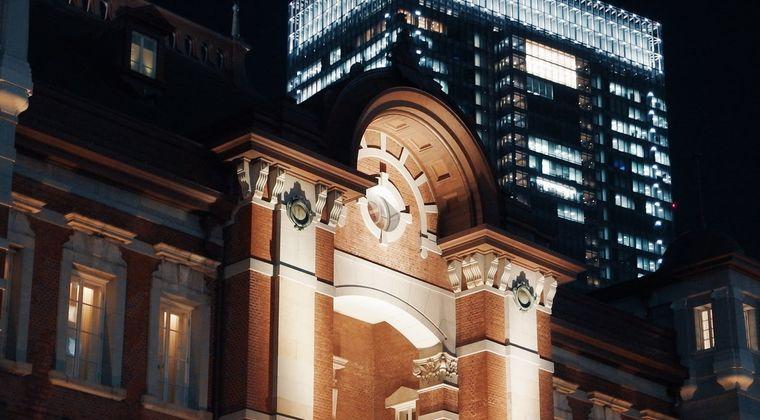 東京駅なにもなくてワロタ