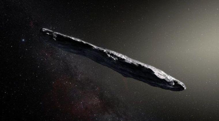 【新たなる説】太陽系外から来た天体オウムアムアの正体は「水素氷山」だった?