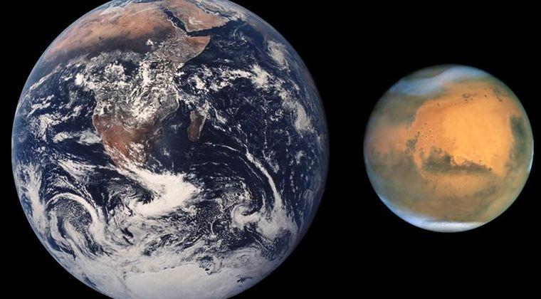 【太古】やはり、火星は生命の存在に適した「水環境」だったことが判明!