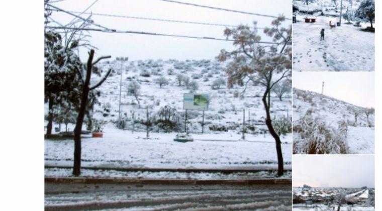 【異常気象】南米チリ・サンティアゴが「大雪」に…25万世帯で大規模停電も発生