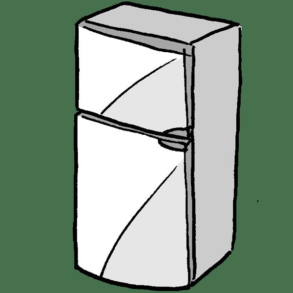 冷蔵庫が普及すると胃がんが減る?塩分摂取量が減る→胃がんが減る!