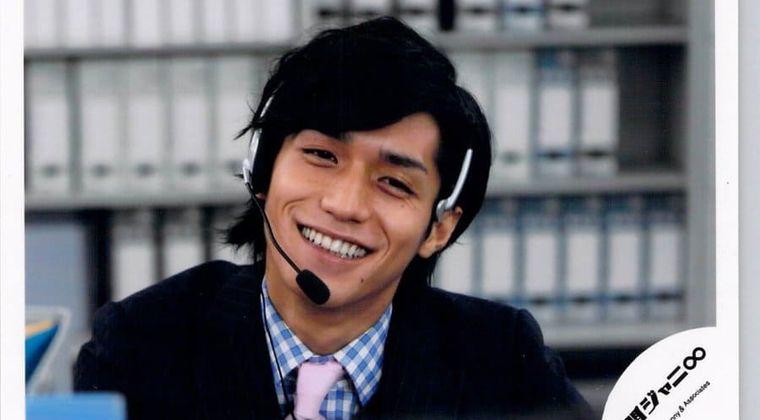 【速報】関ジャニ∞ 錦戸亮が脱退、ジャニーズ事務所の退所をファンサイトで発表
