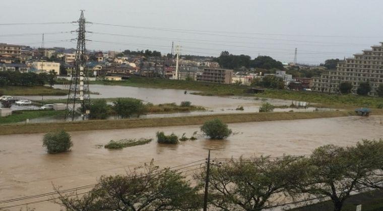 【国家的リスク】大型台風や大雨による首都圏浸水の危機…荒川が氾濫したら被害額は「90兆円」規模