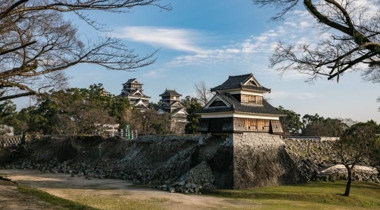【災害】熊本地震から「2年」が経過…熊本城も終夜ライトアップ中