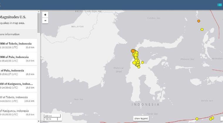 【無法地帯】インドネシア「M7.5」の地震や津波により犠牲者が「1200人」を超え、略奪行為等も相次ぐ…刑務所からは「1200人」が脱獄