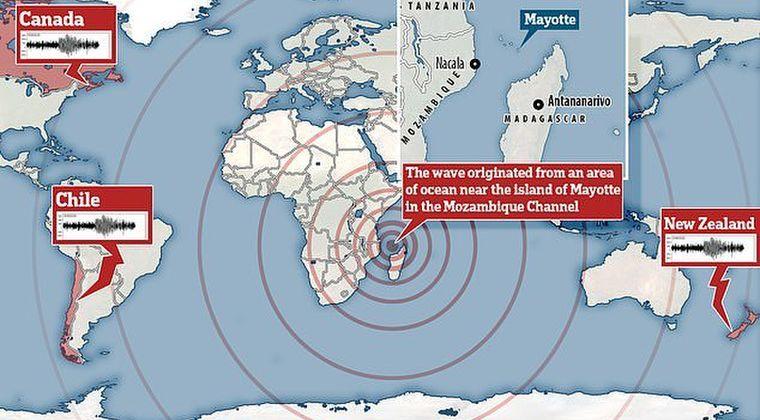 【謎の地震】2016年にトルコで揺れない「スロースリップ」が発生し「50日」も継続していたが誰一人も気づかず