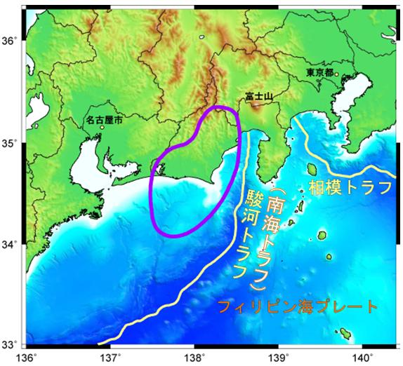 【いつ来るのか】日本中で「大地震」が頻発してるけど、東海地方だけ大地震が全然起きていない事実