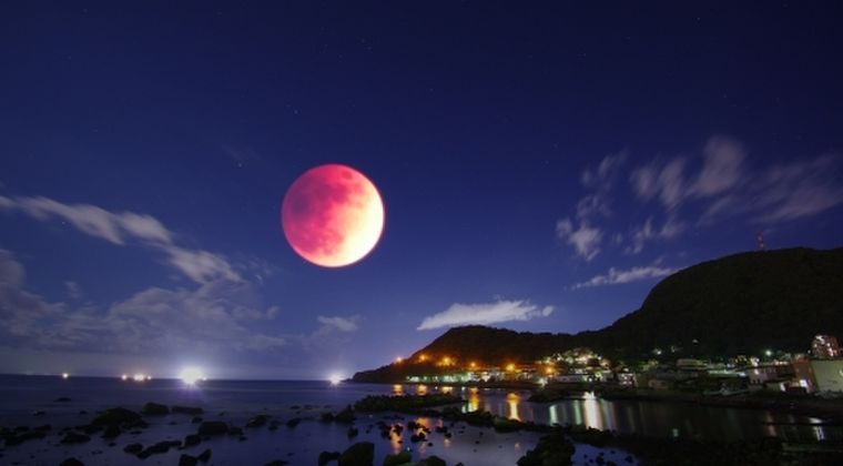 【ブラッドムーン】1月21日~22日に「大地震や火山噴火」が起きる可能性が高い!