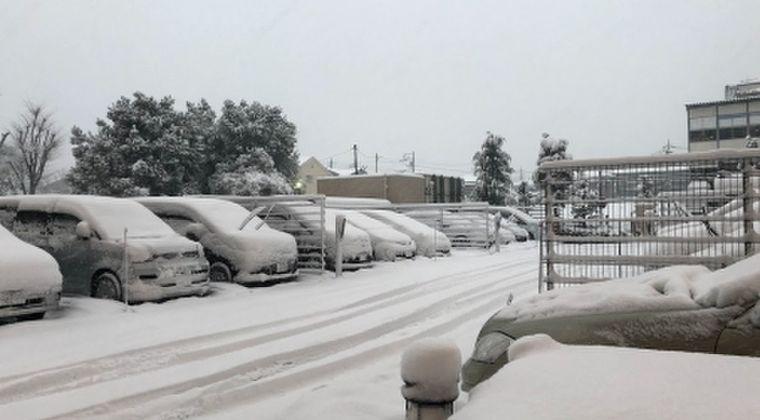 【広範囲】日本海側を中心に大雪に…青森では2メートル超え場所も