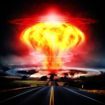 【滅亡】世界中の「核爆弾」を一斉に爆発させると地球はどうなるのか?シミュレートしてたみた結果がこちら →
