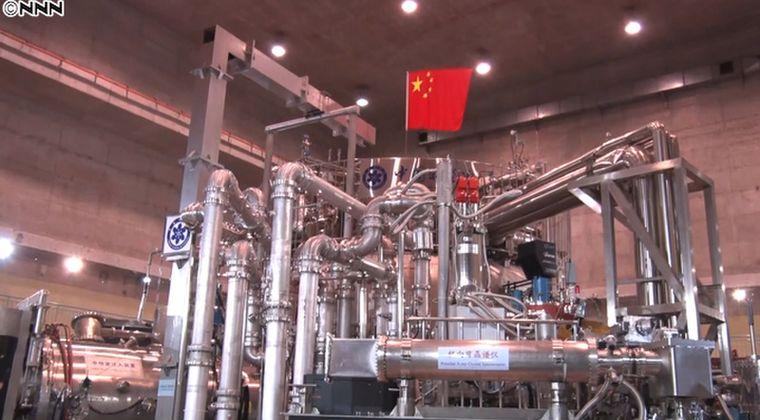 【エネルギー】中国の研究機関が「人工太陽」を公開…超高温を発生させることに成功