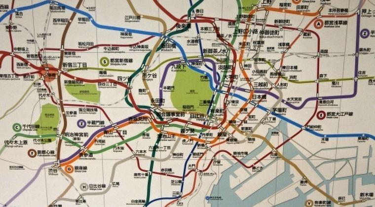 【歴史】古地図から見る関東大震災…東京で「震度7」を記録した場所はこちら →