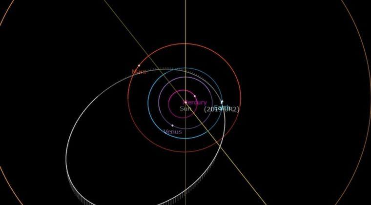 【人類滅亡】NASA「11月18日、直径220メートル級の小惑星が地球に異常接近する」