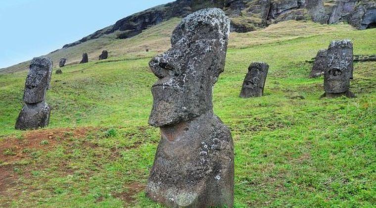 【謎】イースター島のモアイ像が大量につくられた根拠が判明か?