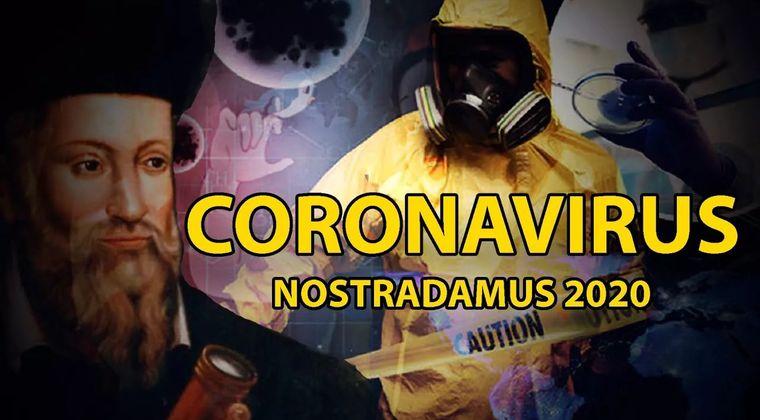 【予言者】新型コロナウイルスの拡散を予言していたのは、やはりノストラダムスだった...