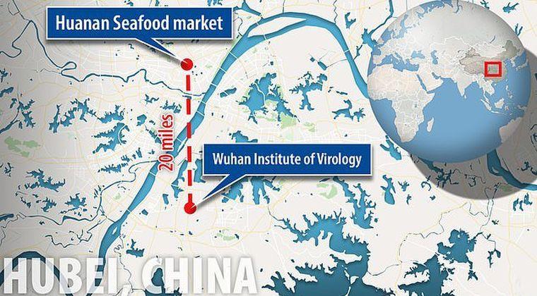 【陰謀論】今回のコロナウイルス「生物兵器説」が流れる…中国・武漢にある実験施設から漏れ出たのが原因だと噂に