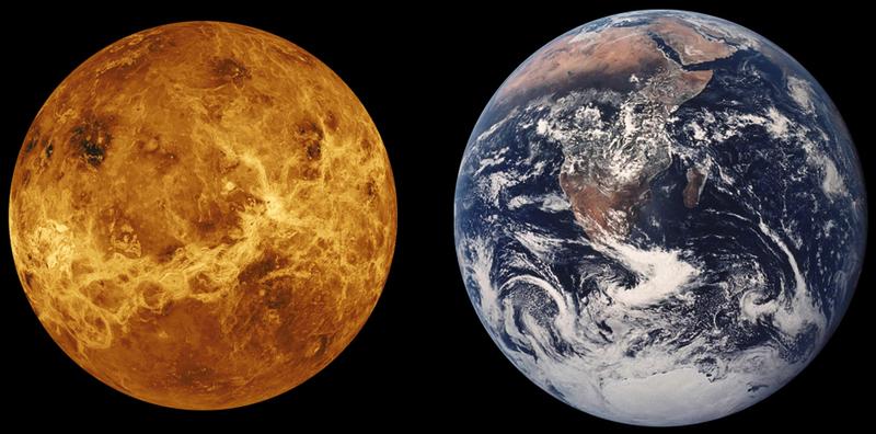 【金星人】7億年前、「金星」は「地球」と同じような気候だった模様…シミュレーションで判明した新事実とは...?