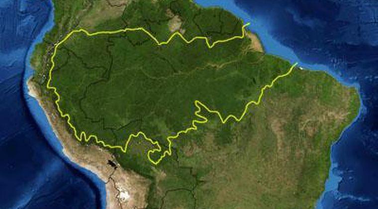 【環境破壊】アマゾンの森林破壊が加速している!毎分サッカー場の1.5倍の面積が消えています