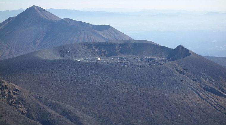 【霧島連山】新燃岳で火山性地震が急増!噴火警戒レベル2に引き上げ