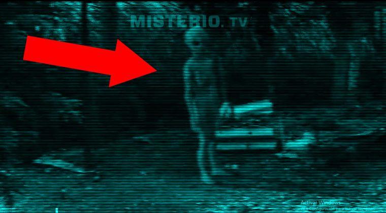 【地球外生物】メキシコの監視カメラに「グレイ型の宇宙人」が映っているのが発見され、海外で話題に