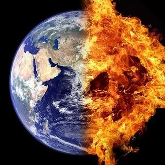 日本は「気候変動」って言ってるけど、世界では「気候危機」って呼んでるらしい…人類は危機に瀕しているのを自覚して下さい!