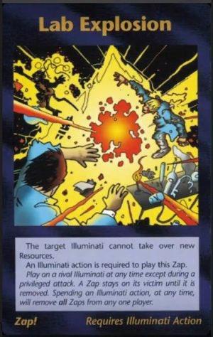 【生物兵器説】イルミナティカードの中に研究所から新型コロナウイルスが漏れたことを暗示してる予言カードを見つけた