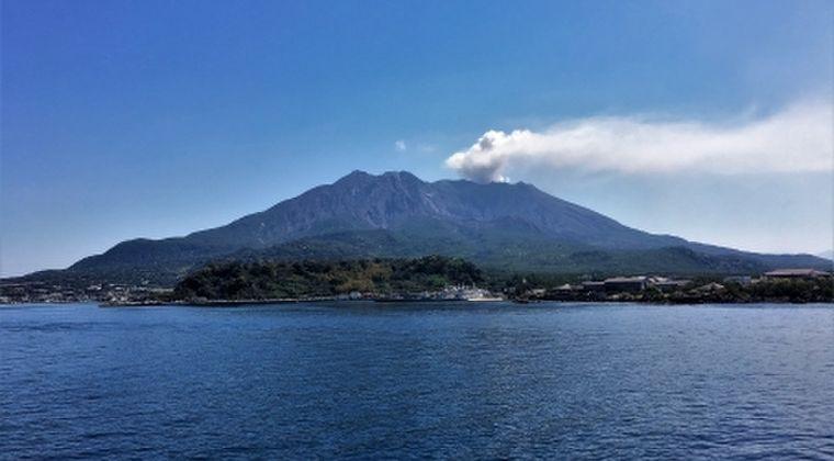 【火山噴火】桜島の「年度別噴火回数」をまとめてみたぞ!