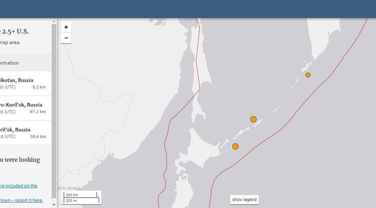 【23日】北海道根室で震度3「M5.6」 インドネシア「M6.1」 NZ「5.8」 バヌアツ「M5.3」 トンガ「M5.2」の地震が世界各地で発生