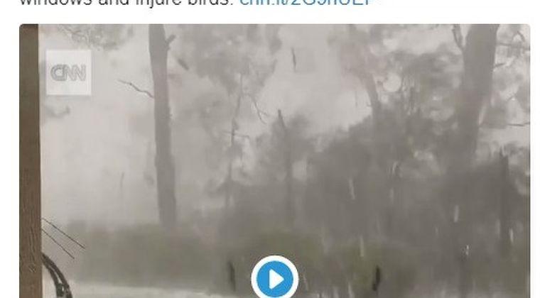 【天変地異】オーストラリアがヤバすぎる…「干ばつ → 火災 → 大雨 → 砂嵐 → 巨大ひょう」