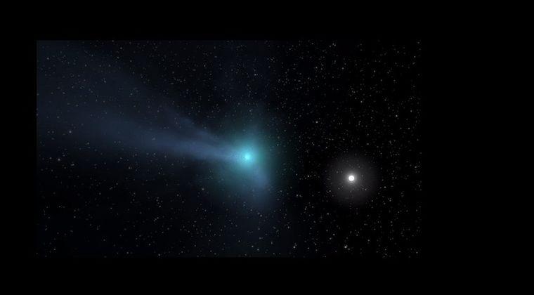 【ボリソフ彗星】太陽系の外からの珍しい訪問者が世界各地で観測される!謎の天体、再び現る