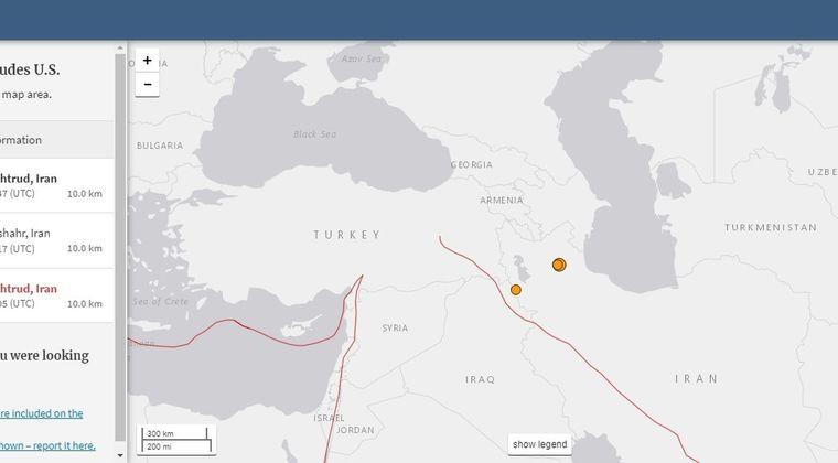 イラン北西部で「M5.9」の地震が発生…300人以上が負傷