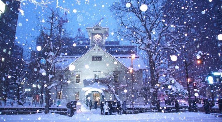 【異常気象】札幌で「雪」が降らない…各地でも記録的な雪不足へ