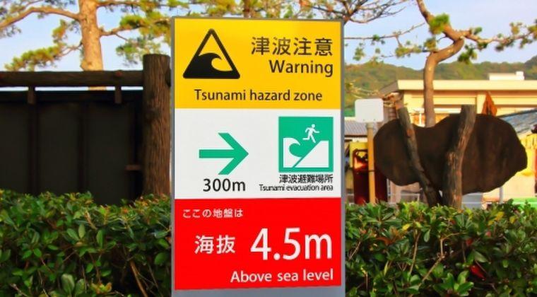 【危険】たった「1メートル」の津波の死亡率がこれとかヤバすぎでしょ...