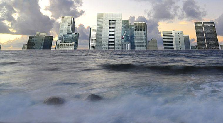 【海面上昇】海に「名古屋と大阪」は沈むことになります…将来、「水没難民」が大量発生する可能性