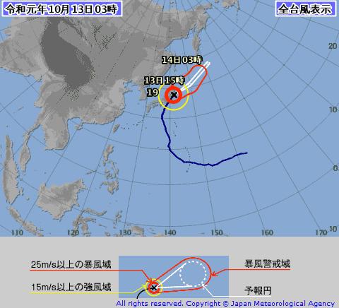 【まとめ】台風19号が直撃。猛烈な強い台風が発生する理由とは⁈