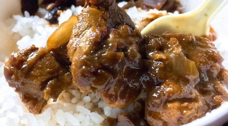 【松屋】人気メニュー「ごろごろ煮込みチキンカレー」を食レポします!