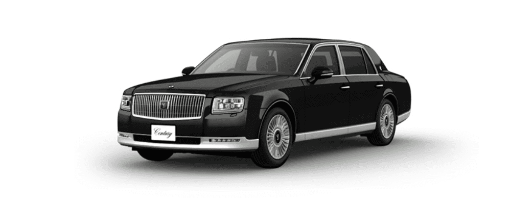 天皇陛下:即位祝賀パレードの御料車、トヨタのセンチュリーとはどんな車?