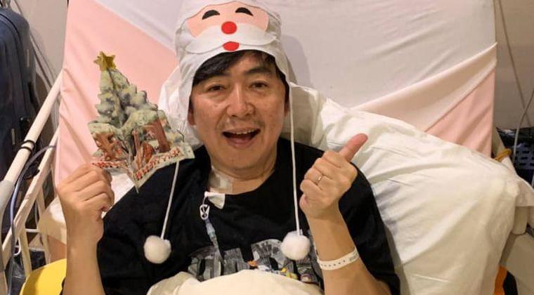 笠井信輔アナ、抗がん剤で「体に鉛が入ったよう」副作用は年明けに本格化か