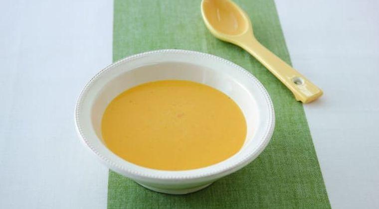 「にんじん豆乳ポタージュ」の作り方 - 胃がん手術後3ヶ月のおすすめレシピ