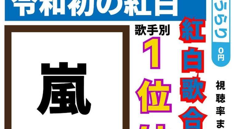 令和初の第70回「NHK紅白歌合戦」瞬間最高視聴率は42・3%、どの場面⁈(ニュースまとめ 2020/1/6)