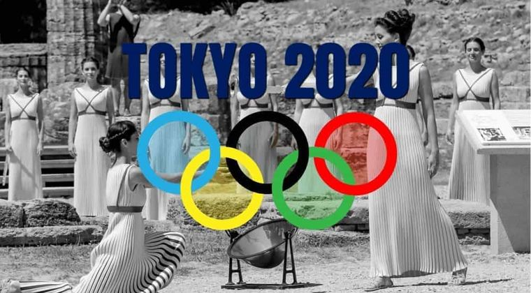 【動画】東京五輪2020:聖火採火式、ギリシャの女性(巫女)が美人だった件 新型コロナで無観客開催