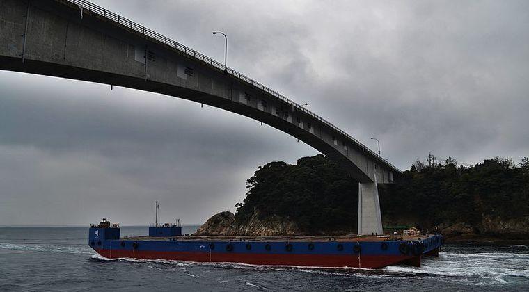 【地震前兆】地殻変動?地盤に異変か…山口県にある上関大橋に突然「20cmの段差」が出現